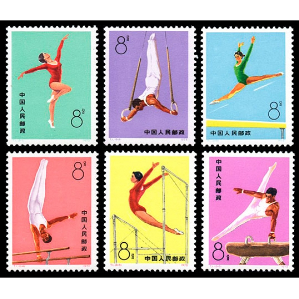 T.1:体操运动